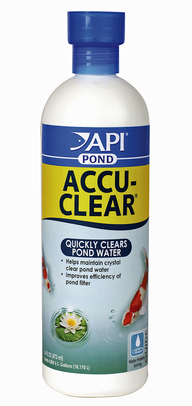 Pond Care PondCare Accu-Clear Pond/Fountain Water Clarifi...