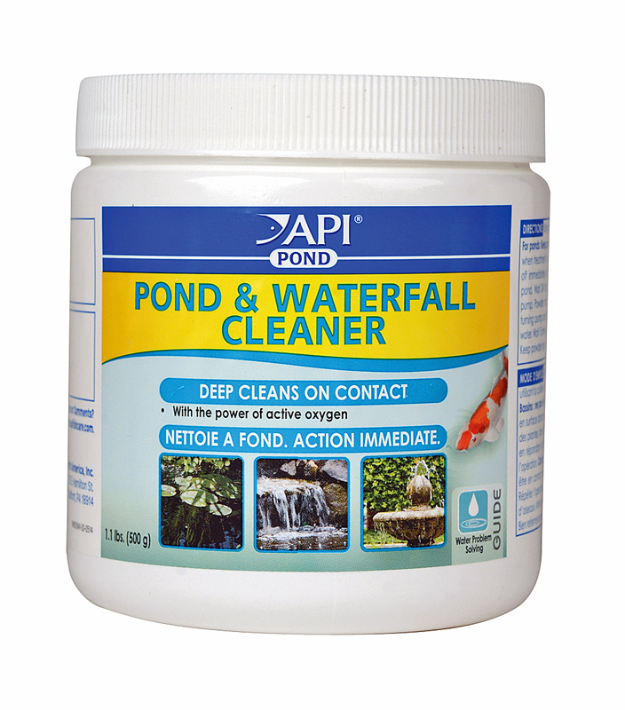Pond Care API Pond Waterfall & Fountain Cleaner 1.1lbs Cl...