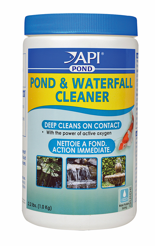 Pond Care API Pond Waterfall & Fountain Cleaner 2.2lbs Cl...