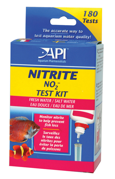 Applied Auto Nitrite Test Kit FW/SW 180 tests Includes di...