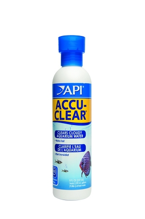 Applied Auto Accuclear Fast Aquarium Water Clarifier 8oz ...