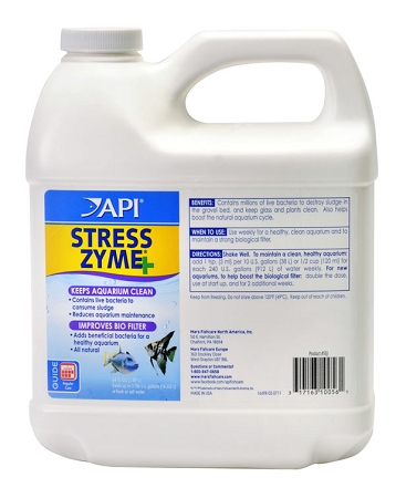 Applied Auto StressZyme Biological Filter Booster 64oz tr...