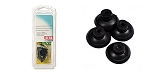Universal Medium Suction Cups 4 pack works with Rena, API and others