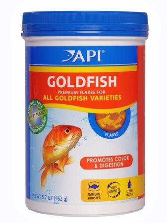 Applied Auto Premium Goldfish Fish Flake Food 5.7 oz cani...
