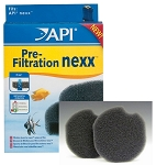Rena Nexx Foam Pre Filters 30ppi 2 pk for extra Biological/Mechanical Filtration