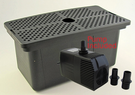 Rena aquatic supply expert advice sales service for Pond pump box