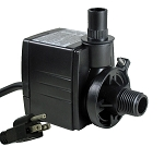 Water Pump In-Line Convertible 290gph/6.3ft lift, 6ft cord, 3yr warranty