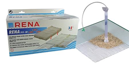 Rena UG Plates/50 pieces per box L5.5in x W3.75in each pl...