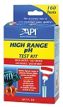API FW/SW High Range Test Kit & Refill 160 tests African Cichlids, Marine & Goldfish