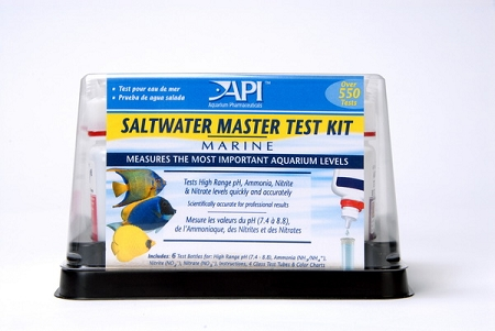 Applied Auto Master Saltwater Test Kit High Range pH / Am...