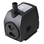 Rena OEM Fountain Water Pump 400 gph/8.3 ft lift, 16ft outdoor cord UL listed