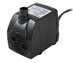 Rena OEM Fountain / Statuary Pump, 160gph/52 in lift 2 wire cord, w/flow control