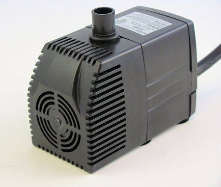 Water Pump for Fountain/Aquarium/OEM w/prefilter 180gph, ...
