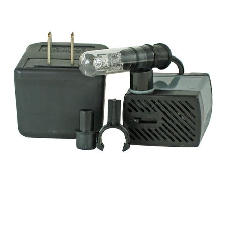 Rena OEM Low-Voltage Pump/Light,66gph/10watt light w/tran...