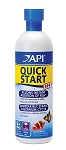 API Quick-Start Add Your Fish Today 16oz treats 470 gal