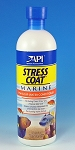 API Stress Coat Anti-Foaming Marine Formula 16oz Treats 946gal