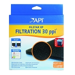 Filstar Foam 30ppi 2 pk (ADC840614) Fits All Rena & API Filstar Filters S,M,L,XL,XP1,2,3,4
