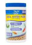 API Pond Pellet Food 11oz Cool Water formula for Goldfish & Koi