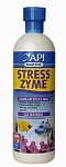 API Marine Stress Zyme 16oz treats bacterial aquarium cleaner treats 948 us gal