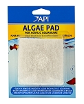 Hand Held Algae Pad-Acrylic 3x3 in square for Acrylic and Plastic