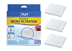 API Filstar Micro Filtration Pads (3pk) Fits All Rena & API Filstar Filters S,M,L,XL,XP1,2,3,4