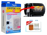 API Crystal Bio-Chem Zorb 50, 6pack Fits Superclean 50 Hang-On Filter