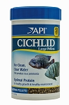 API Cichlid Premium Floating Pellet Food 7.1oz
