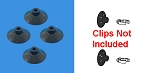 API Filstar XP Accessory Suction Cups (x4) Fits All Filstars & Nexx Filter Systems
