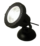 Rena OEM 50watt Outdoor Halogen Spotlight 33ft cord/Transfrm/Base Outdoor Use