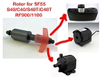 Rena Smart Filter 55 Rotor/Impeller Assembly