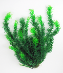 Cabomba Faux Aquarium Plant 20in Green/ Recommended Background Plant