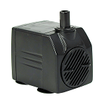 Fountain Pump Low-Voltage, 93gph/30