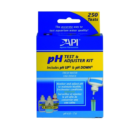 api ph test and adjuster kit instructions