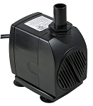 Rena OEM Pond & Outdoor Fountain Pump 530gph/10.5 lift, 12 ft Cord, 3yr warranty