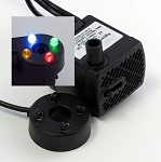 Rena OEM Low-Voltage Water Pump/LED Light combo, 40gph/19.6 in lift