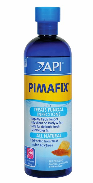 Use with Melafix to treat variety of Fish diesease