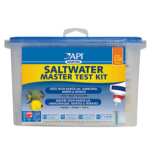 Saltwater Master Test Center