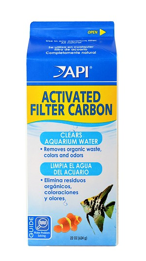 Activated Carbon for Clean & Clear Water fits many filter systems