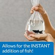 Add Your Fish Instantly