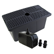 Complete kit with accessories for up to 750gal pond