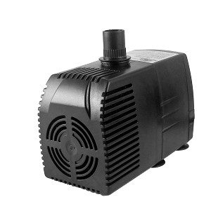 Rena OEM Fountain/ Pond/ Circulating pump w/Filter 800gph, UL, 12.5ft lift, 20' cord