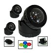 Submersable Fountain Lights or Mini-Pond Lighting Kit with Auto On/Off Sensor