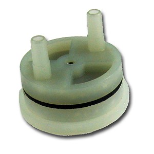 Valve Block for 301 Air Pump #AD301-3140B Pressure/Vacuum