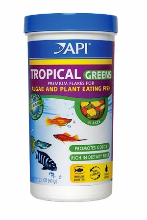 Tropical Greens For Plant Eaters