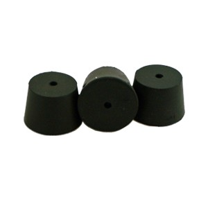 Rubber Stoppers w/Hole