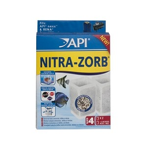API Nitrazorb Ammonia Remover Size 4 Fits Nexx/SmartFilter 4 sides *discontinued*