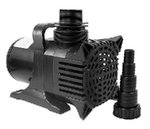 RENA OEM Pond / Waterfall / Utility Pumps 3960gph/21ft lift/33ft cord, 3yr warranty